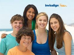 Adolescent à invisalignteen com trouver