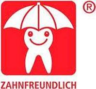 Logo Zahnfreundliches Lebensmittel